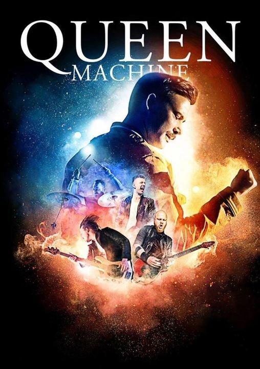 Medium queen machine