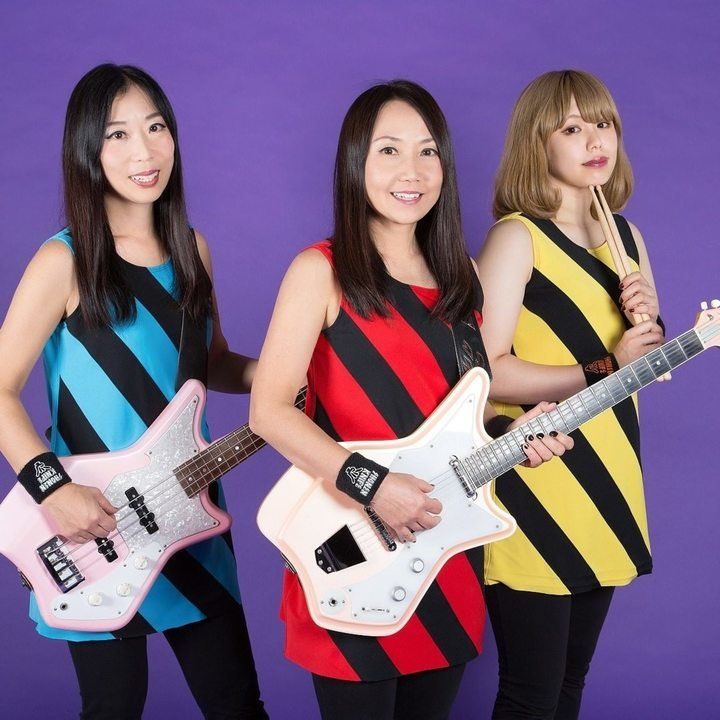 Large shonen knife