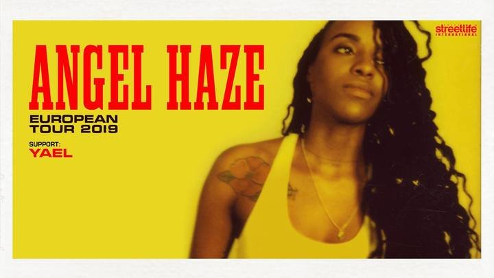 Medium angel haze
