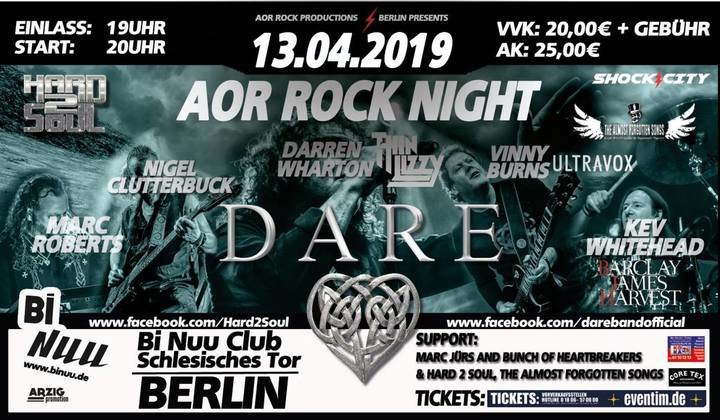 Medium dare konzert