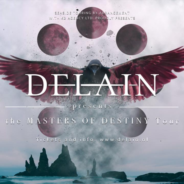 Medium delain artwork 520x520
