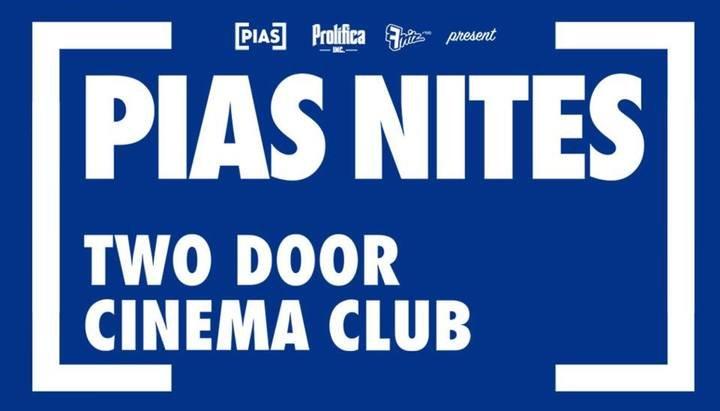 Medium two doors cinema club
