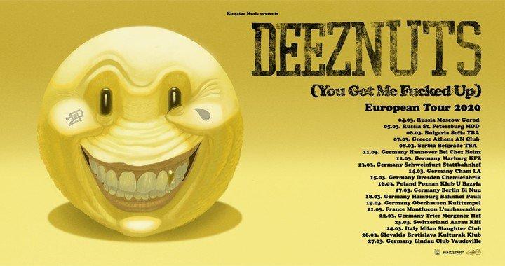 Medium deez nuts