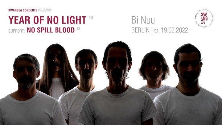 Medium year of no light no spill blood