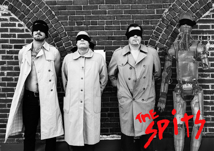 Medium the spits pic with logo copia