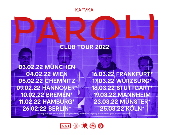 Medium paroli tour 22
