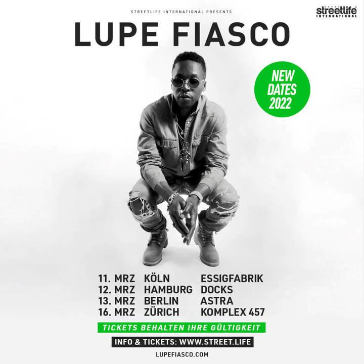 Medium lupefiasco tour 2022 instafeed