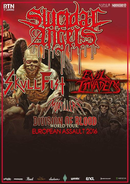 Medium suicidal angels   tour 2016   poster din a1 mortillery web