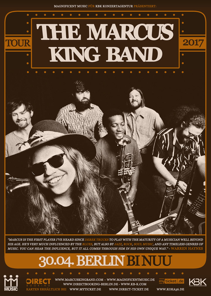 Large the marcus king band web