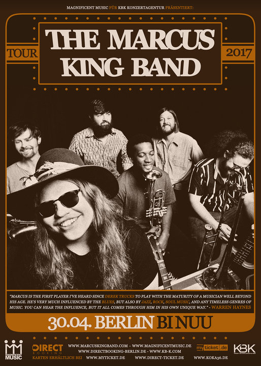Medium the marcus king band web