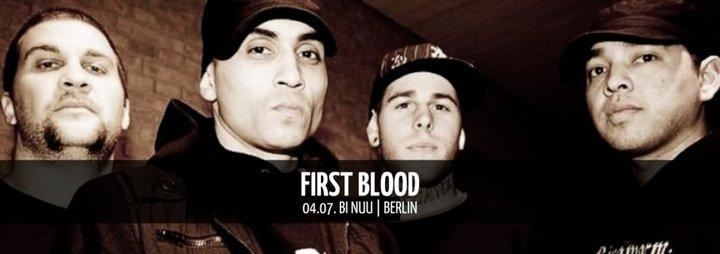 Medium banner firstblood berlin