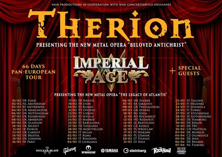 Large plakate therion 2018