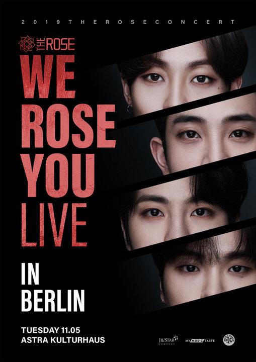 Medium 2019 the rose eu city poster berlin
