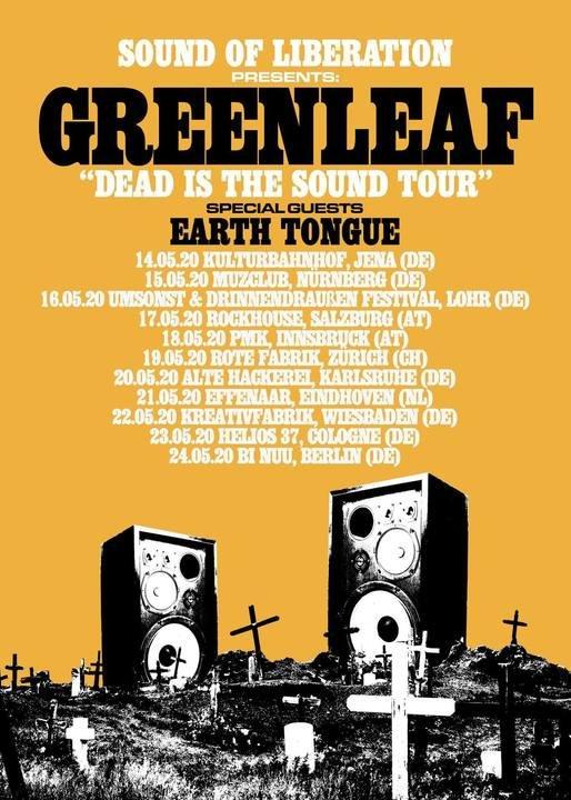 Medium greenleaf poster