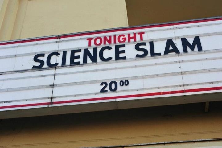 Medium science slam