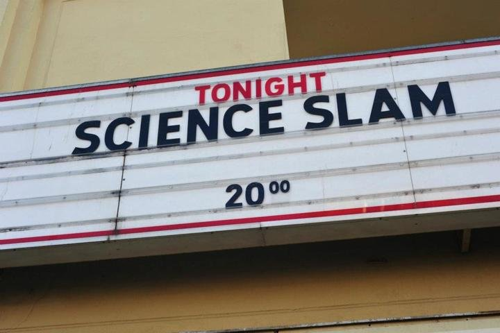 Medium science slam