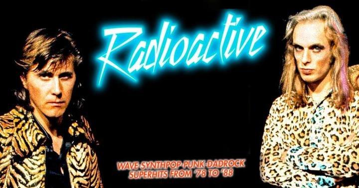 Medium radioactive 16