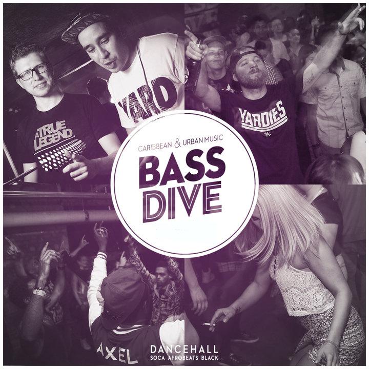 Medium bass dive party august
