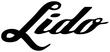 Small lido logo schwarz